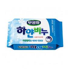 [MUKUNGHWA] Мыло хозяйственное ОТБЕЛИВАЮЩЕЕ Laundry soap, 230 гр.